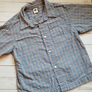 Gap, Button Down Shirt, Size 4T